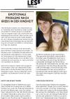 Broschüre Nachsorgeempfehlung Emotionale Probleme