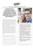 Broschüre Nachsorgeempfehlung Hypophyse