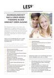 Broschüre Nachsorgeempfehlung Zahngesundheit