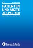 Broschüre Patienten und Ärzte als Partner
