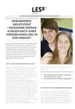 Broschüre Nachsorgeempfehlung Nebenniereninsuffizienz