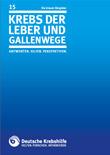 Broschüre Krebs der Leber und Gallenwege