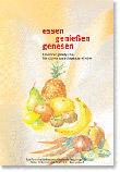 Broschüre essen genießen genesen